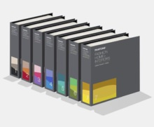 PANTONE FASHION, HOME + INTERIORS COTTON SWATCH LIBRARY