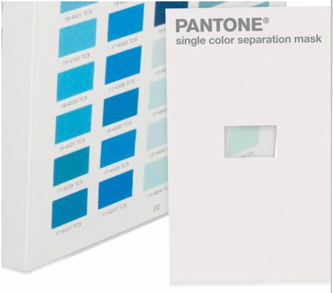 Pantone fashion home cotton selector 95