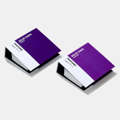 PANTONE PLUS SOLID CHIPS Coated & Uncoated