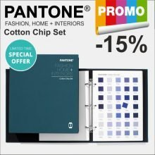 Promo Pantone Cotton Chip Set