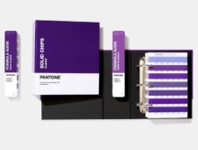 PANTONE SOLID CHIPS Coated & Uncoated SET + Formula Guide