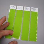 SMART color swatch card -4