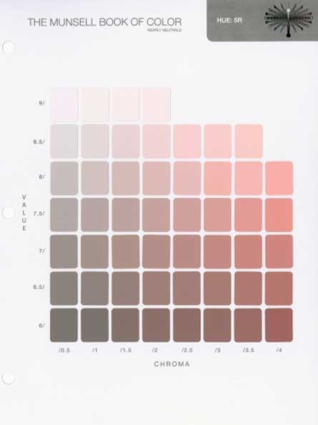 Munsell Book of Color Nearly Neutrals | ideedaprodurre