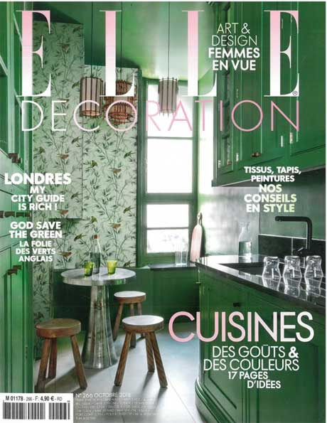 Elle decoration france ideedaprodurre for Elle decoration france
