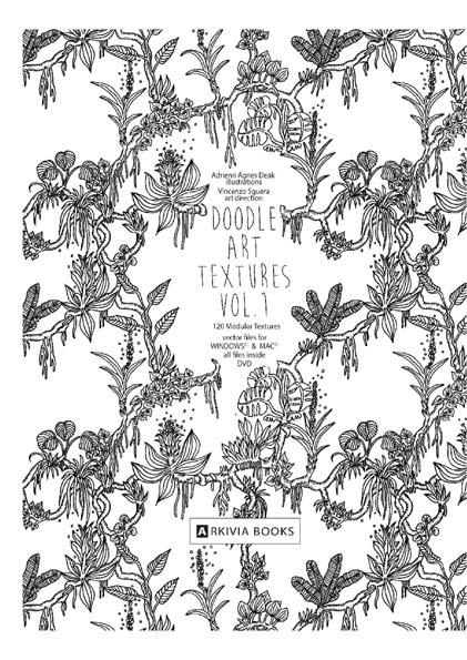 Doodle Art Textures Vol. 01