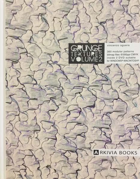 Grunge Textures vol.2 +DVD
