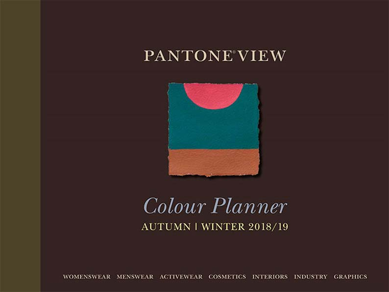 PANTONE VIEW COLOUR PLANNER A-W 18-19