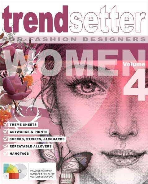 Trendsetter Women Graphic Collection Vol. 4 incl. DVD