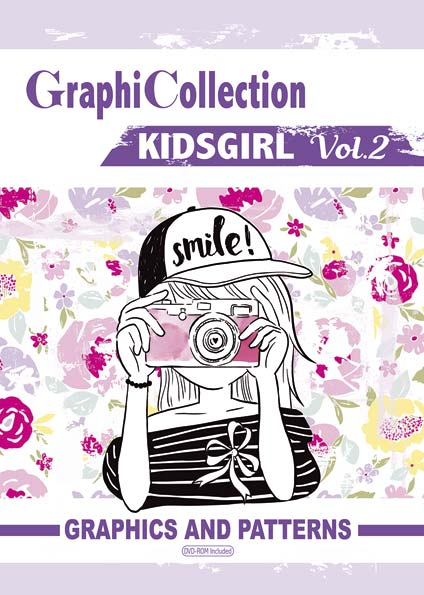 GRAPHICOLLECTION KIDS-GIRL VOL. 2