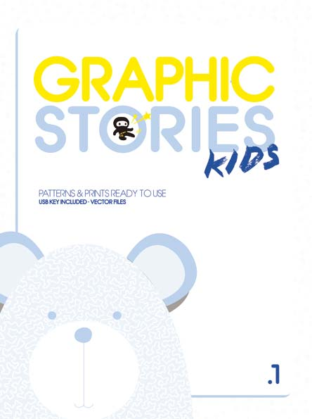 Graphic Stories Kids N. 1 +USB