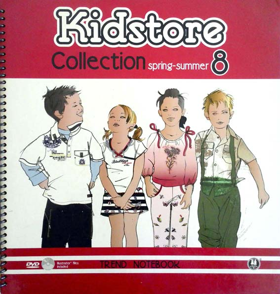 KIDSTORE Collection Spring-Summer Vol. 8