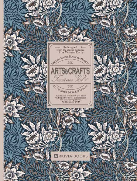 Arts & Crafts Textures Vol. 1
