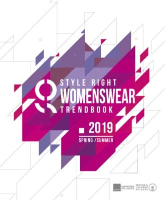 Style Right Womenswear Trendbook +DVD SS 2019