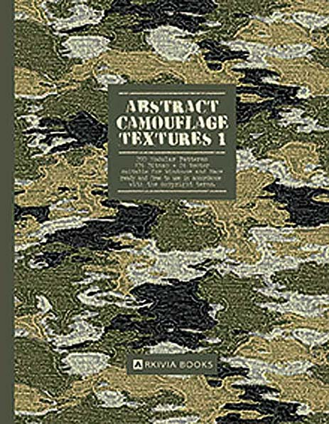 Abstract Camouflage Textures Vol. 1 +DVD