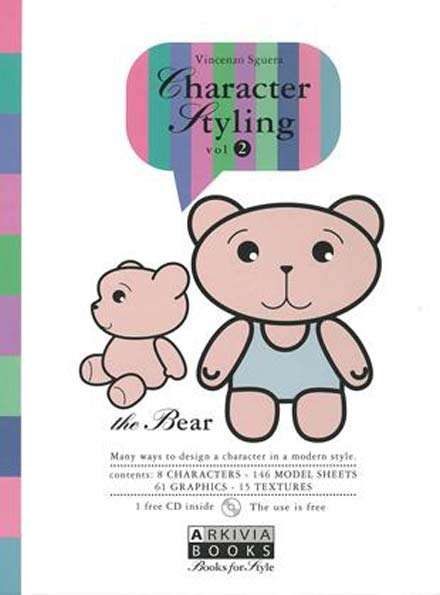 Character Styling Vol. 2 The Bear