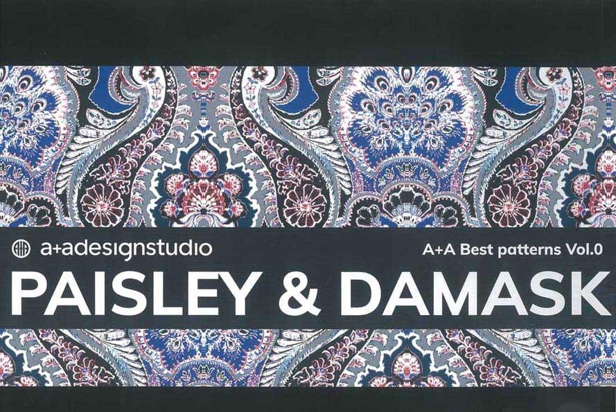 A+A Paisley & Damask +USB-Stick