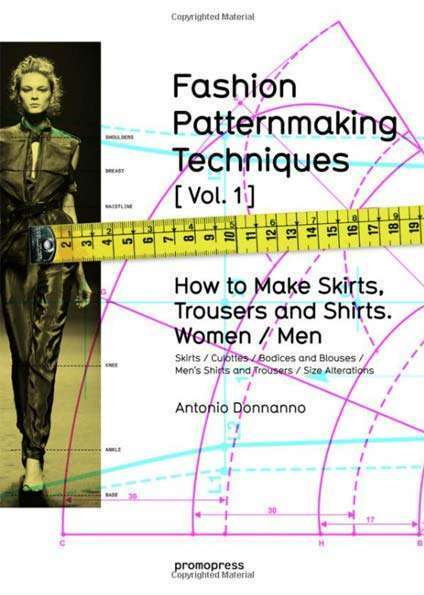Fashion Patternmaking Techniques Vol. 1