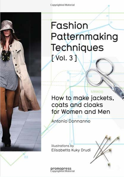 Fashion Patternmaking Techniques Vol. 3
