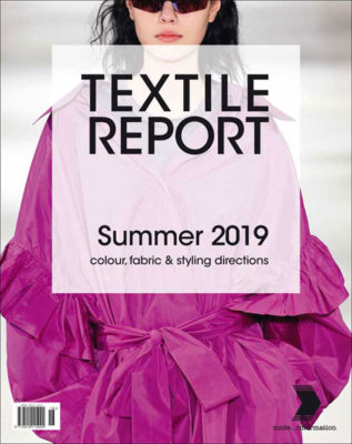 Textile Report Summer 2019