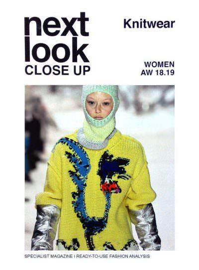 Next Look Close Up Women Knitwear AW 18-19
