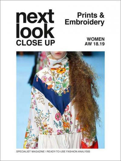 Next Look Close Up Women Prints & Embroidery AW 18-19
