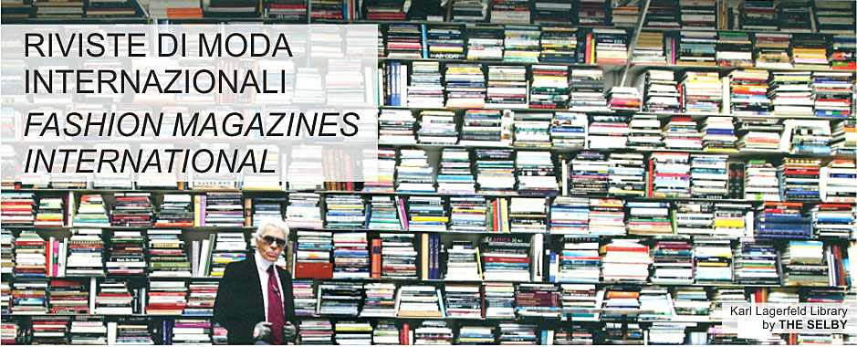 Karl Lagerfeld Library by THE SELBY