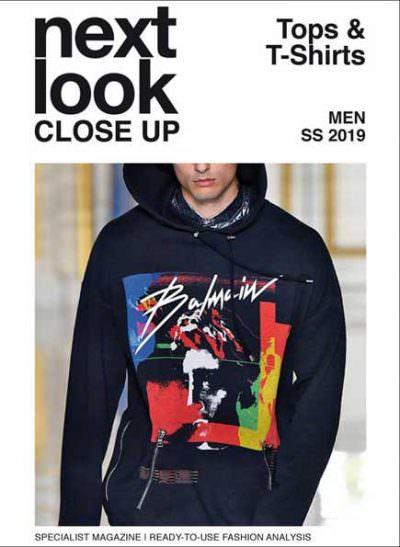 Next Look Close Up Men Tops & T-Shirts SS 2019