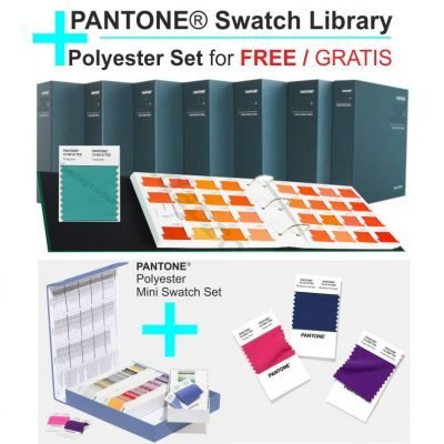Pantone Library+Polyester