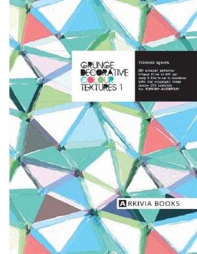 Grunge Decorative Colour Textures vol. 1