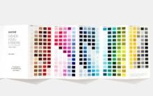 PANTONE Fashion & Home Cotton Passport 315 colors supplement