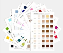 PANTONE Fashion & Home Cotton Planner 315 colors supplement
