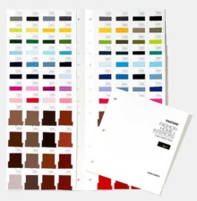 PANTONE Fashion & Home Cotton Swatch Library 315 colors supplement