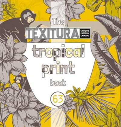 TEXITURA N.63 The Tropical Print Book