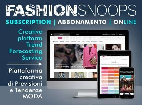 Fashion Snoops Abbonamento