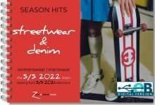 Season Hits Streetwear & Denim Womenswear - Menswear SS 2022 Digital Version