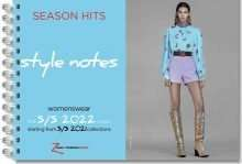 Season Hits Style Notes SS 2022