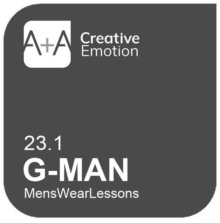 A+A G-Men MensWear Lessons AW 22-23