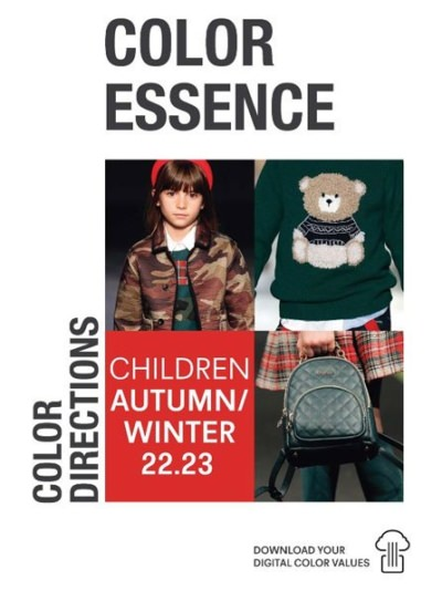 Color Essence Children AW 22-23