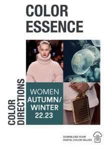 Color Essence Women AW 22-23