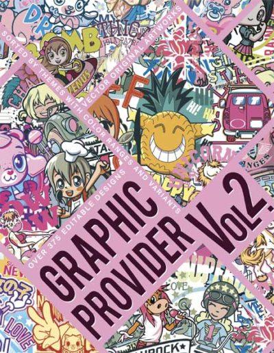 Graphic Provider Vol. 02