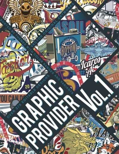 Graphic Provider Vol. 01