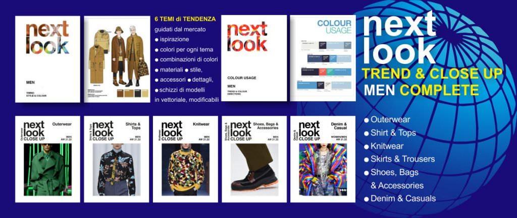 Next Look MEN Trend & Close UP
