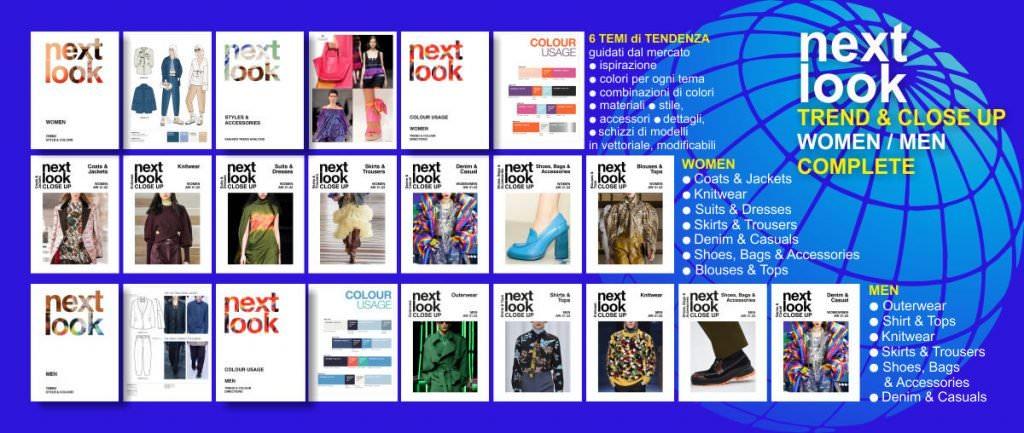 Next Look WOMEN + MEN Trend & Close UP