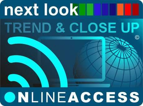 Next Look Trend and Close Up OnLine Access