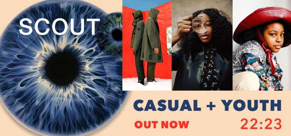 Scout casual-youth aw 22-23