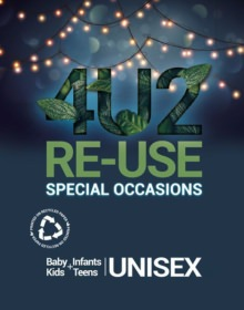 4U2RE-USE Special Occasions Trendbook +USB