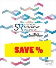 Style Right Menswear Trendbook SS 2020 +DVD