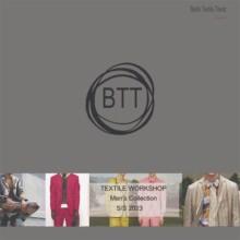 Biella Textile Workshop Mens Collection SS 2023