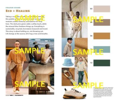 Scout Men Colour + Concept SS 2023
